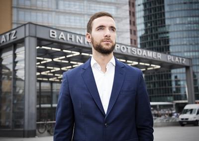 Fotograf Businessportrait Berlin